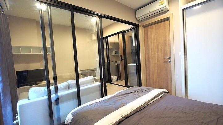 Condolette Midst Rama 9 - For Rent 1 Bed Condo Near MRT Phetchaburi, Bangkok, Thailand   Ref. TH-DXOGAXXX