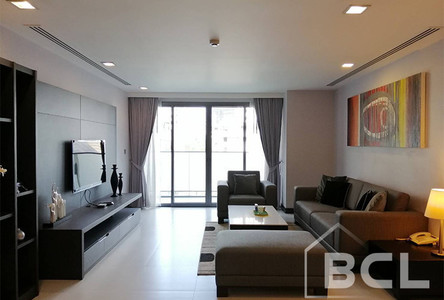 For Rent 2 Beds Condo Near MRT Sukhumvit, Bangkok, Thailand