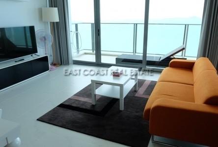 For Rent 3 Beds Condo in Bang Lamung, Chonburi, Thailand