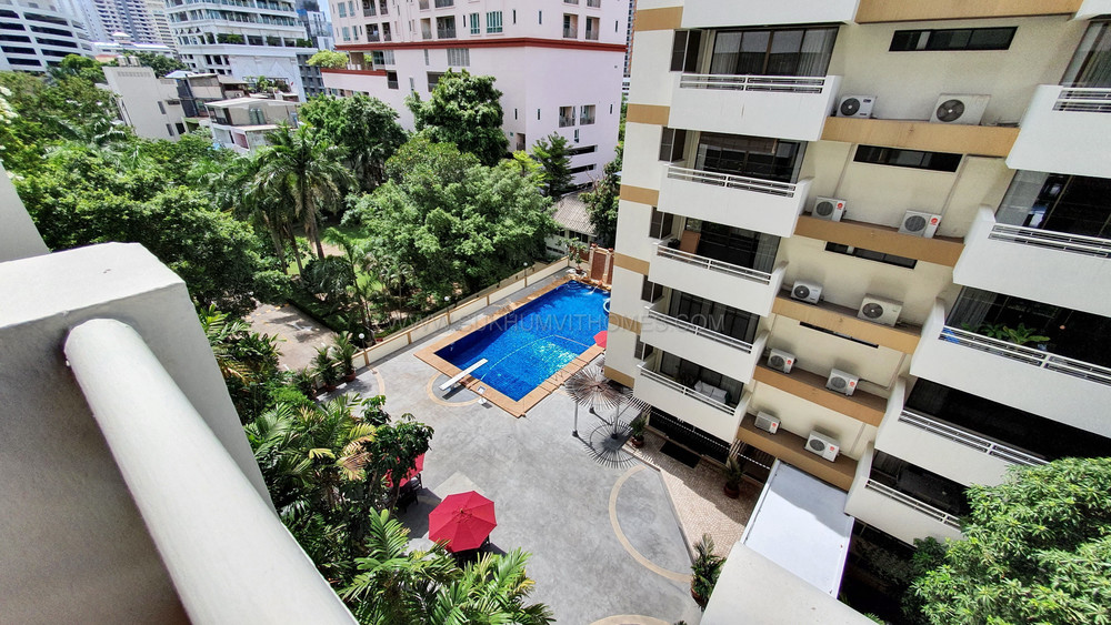 Phirom Garden Residence - For Rent 3 Beds Condo Near BTS Phrom Phong, Bangkok, Thailand | Ref. TH-RCWGSNOX