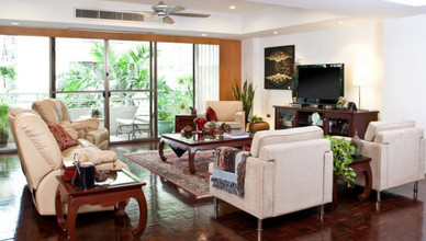 Located in the same building - Phirom Garden Residence
