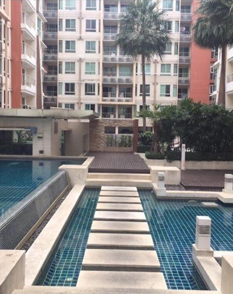 Ivy Ratchada - For Sale or Rent 1 Bed Condo Near MRT Sutthisan, Bangkok, Thailand | Ref. TH-RFXQHXOS