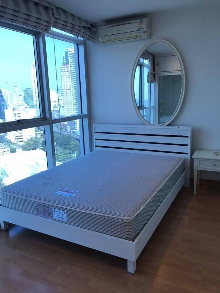 ณุศาศิริ แกรนด์ - ขาย คอนโด 2 ห้องนอน ติด BTS เอกมัย   Ref. TH-HDMRSMVD