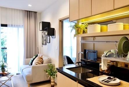 For Rent 1 Bed Condo in Phra Khanong, Bangkok, Thailand