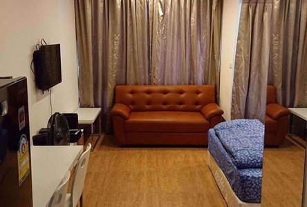For Sale or Rent Condo 26 sqm in Din Daeng, Bangkok, Thailand