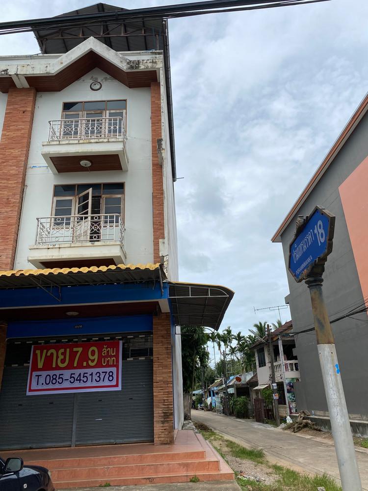 For Sale Townhouse 64 sqwa in Mueang Chumphon, Chumphon, Thailand | Ref. TH-VURUNQLP