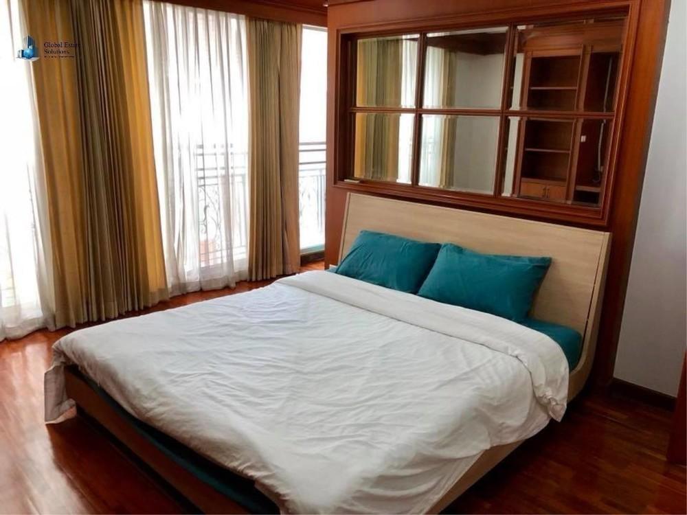 Baan Klangkrung - For Rent 4 Beds コンド in Watthana, Bangkok, Thailand | Ref. TH-HLUZVDJD