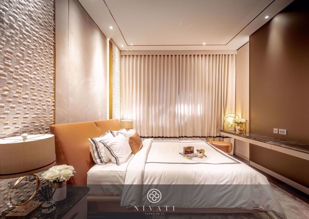 Nivati Thonglor 23 - For Sale 2 Beds Condo in Watthana, Bangkok, Thailand | Ref. TH-HHUNBVCJ