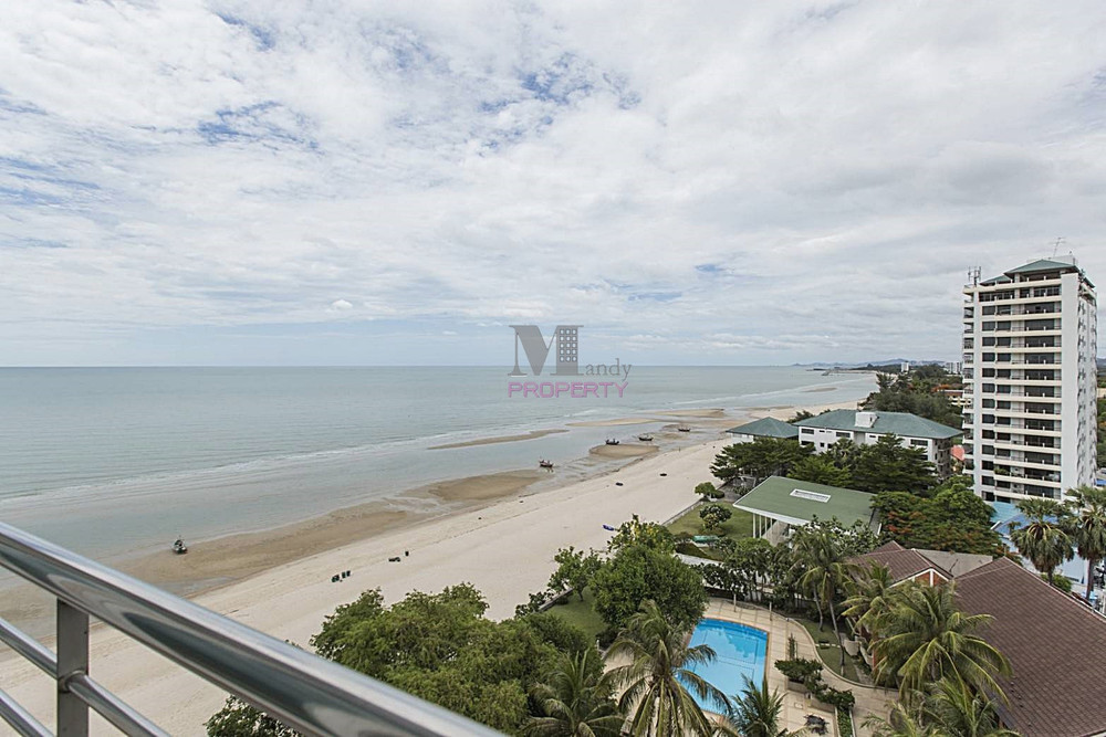 Baan Hansa Condominium - For Sale 2 Beds コンド in Cha Am, Phetchaburi, Thailand | Ref. TH-IGSMTSNY