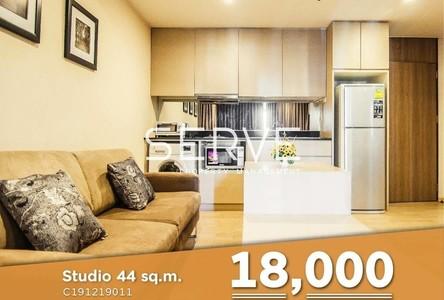 For Rent Condo 44 sqm Near BTS Thong Lo, Bangkok, Thailand