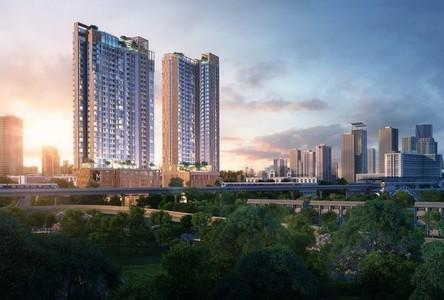 For Rent Condo 28.16 sqm Near MRT Kamphaeng Phet, Bangkok, Thailand