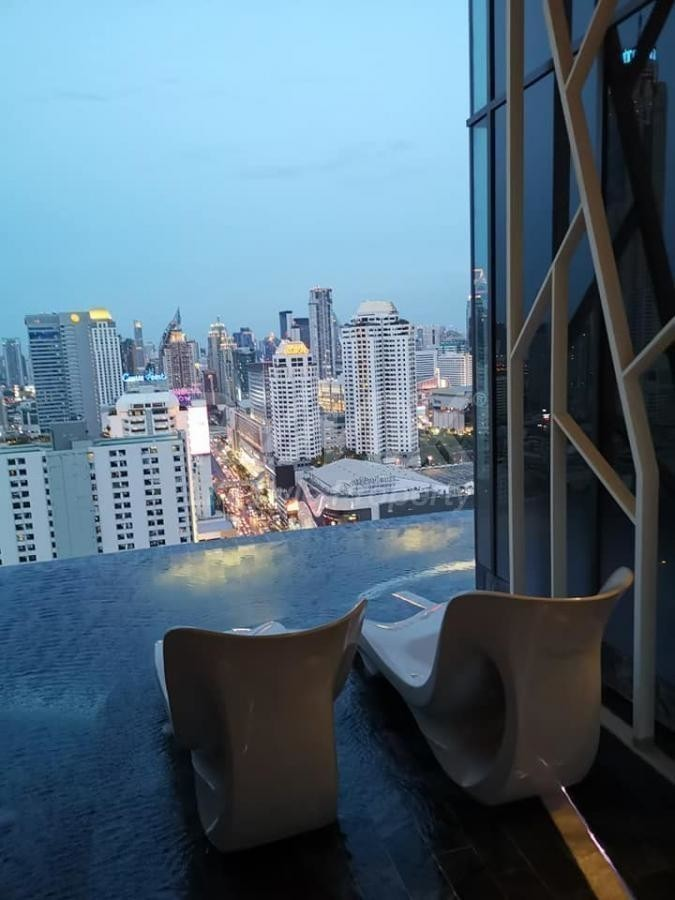 Ideo Q Siam - Ratchathewi - For Sale 1 Bed コンド Near BTS Phaya Thai, Bangkok, Thailand | Ref. TH-XUCZLGVJ