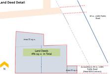 Продажа: Земельный участок 496 кв.ва. в районе Sathon, Bangkok, Таиланд