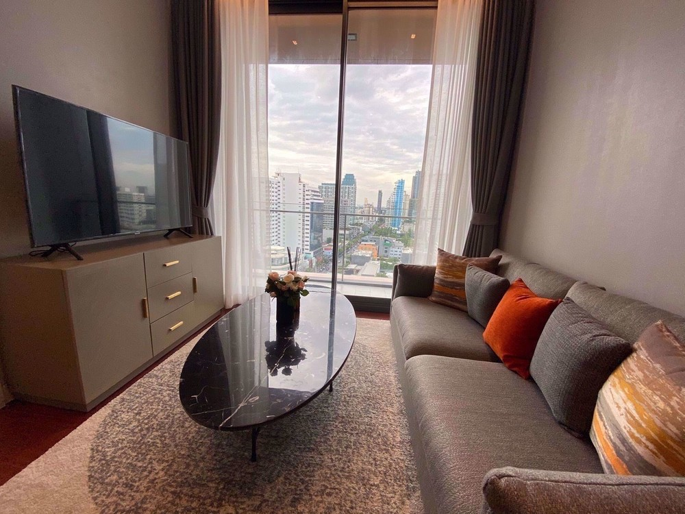 KHUN by YOO inspired by Starck - For Rent 1 Bed コンド in Watthana, Bangkok, Thailand | Ref. TH-VOMLZGOS