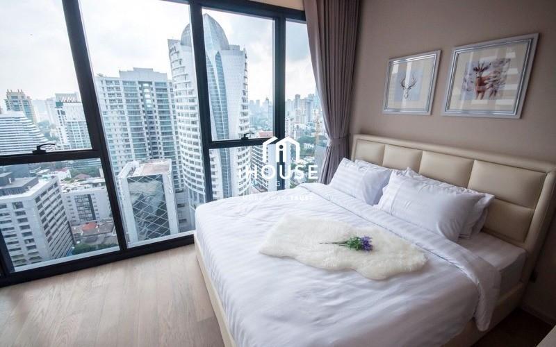 แอชตัน อโศก - ขาย คอนโด 2 ห้องนอน ติด BTS อโศก | Ref. TH-YIBUTFNO