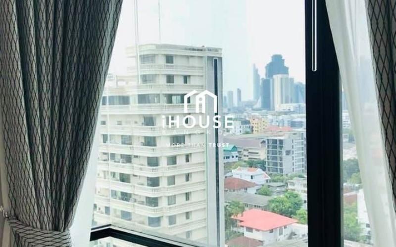Bangkok Horizon Sathorn - Продажа: Кондо 32 кв.м. в районе Sathon, Bangkok, Таиланд   Ref. TH-XGHFHNFY