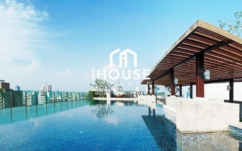 Eight Thonglor Residence - Продажа: Кондо с 2 спальнями в районе Watthana, Bangkok, Таиланд | Ref. TH-QCGEHBKB