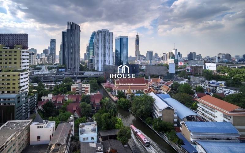 First Tower - For Rent 2 Beds Condo in Watthana, Bangkok, Thailand | Ref. TH-ECFFKGIE