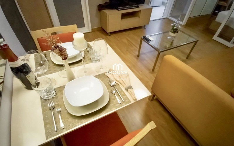 i-biza residence - For Rent 1 Bed Condo in Huai Khwang ...