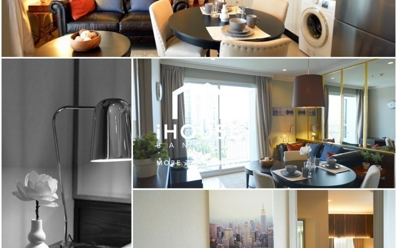 HQ by Sansiri - For Rent 1 Bed コンド in Watthana, Bangkok, Thailand | Ref. TH-MSXSDBRU