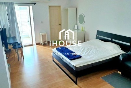 For Rent Condo 34.5 sqm in Huai Khwang, Bangkok, Thailand