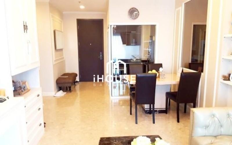 The Crest Sukhumvit 34 - В аренду: Кондо с 2 спальнями в районе Khlong Toei, Bangkok, Таиланд | Ref. TH-BSKBPBLS
