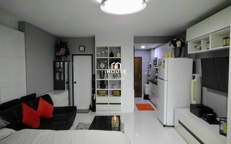 The Winning Tower - For Sale Condo 40.28 sqm in Watthana, Bangkok, Thailand | Ref. TH-NYGMBBPX