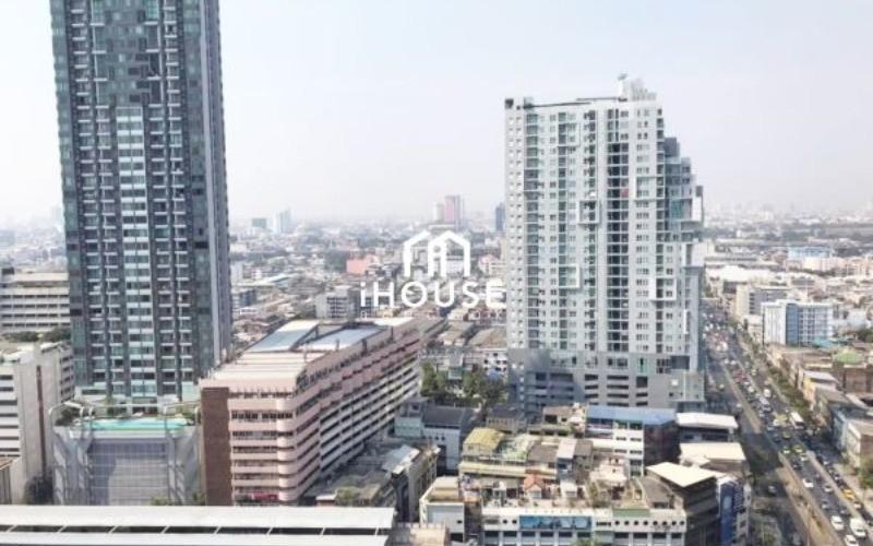 Baan Klangkrung - For Rent 1 Bed コンド in Ratchathewi, Bangkok, Thailand | Ref. TH-TDOTLDUJ