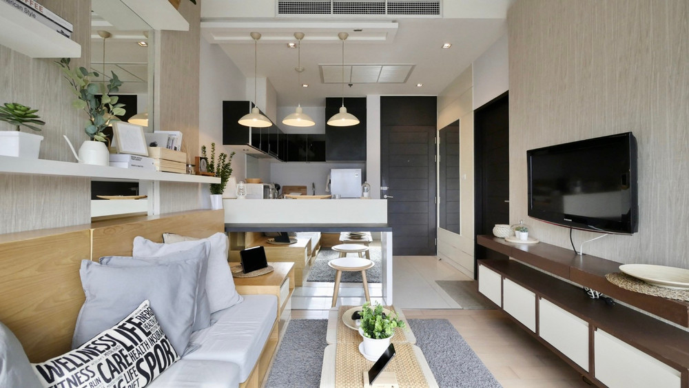 Eight Thonglor Residence - Продажа или аренда: Кондо c 1 спальней в районе Watthana, Bangkok, Таиланд | Ref. TH-IQWQILKV