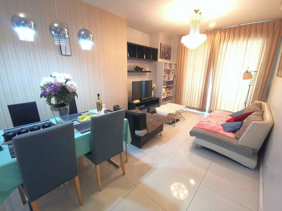 The Bloom Sukhumvit 71 - For Sale or Rent 3 Beds Condo Near BTS Phra Khanong, Bangkok, Thailand | Ref. TH-YRWWYWJS