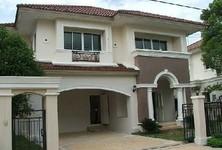 В аренду: Дом с 3 спальнями в районе Mueang Samut Sakhon, Samut Sakhon, Таиланд