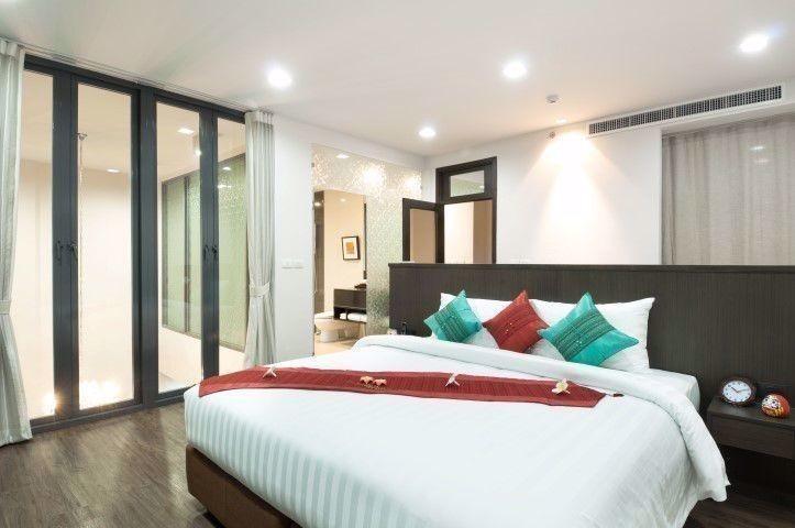 Civic Horizon - В аренду: Кондо c 1 спальней возле станции BTS Ekkamai, Bangkok, Таиланд | Ref. TH-SATEDWVH
