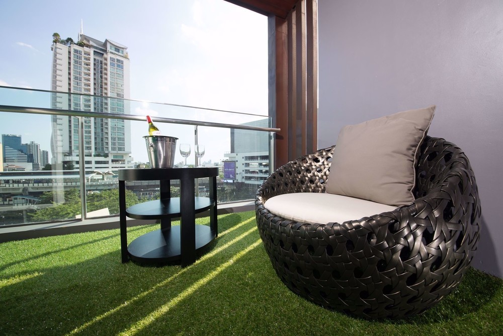 Civic Horizon - В аренду: Кондо 44 кв.м. возле станции BTS Ekkamai, Bangkok, Таиланд | Ref. TH-ZTHTNQSS