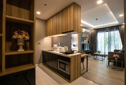 For Rent Apartment Complex 48 sqm in Si Racha, Chonburi, Thailand