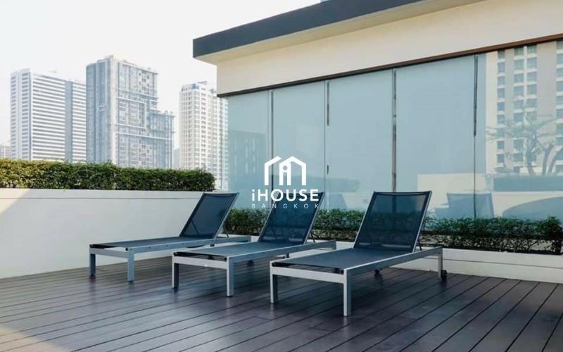 Maestro 12 - For Sale 1 Bed コンド Near BTS Ratchathewi, Bangkok, Thailand | Ref. TH-TWHANGMG