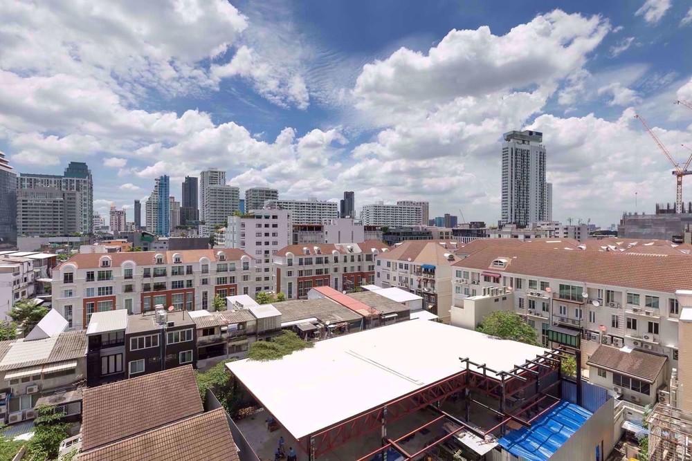 KHUN by YOO inspired by Starck - For Rent 1 Bed コンド in Watthana, Bangkok, Thailand | Ref. TH-PHEVGCYK