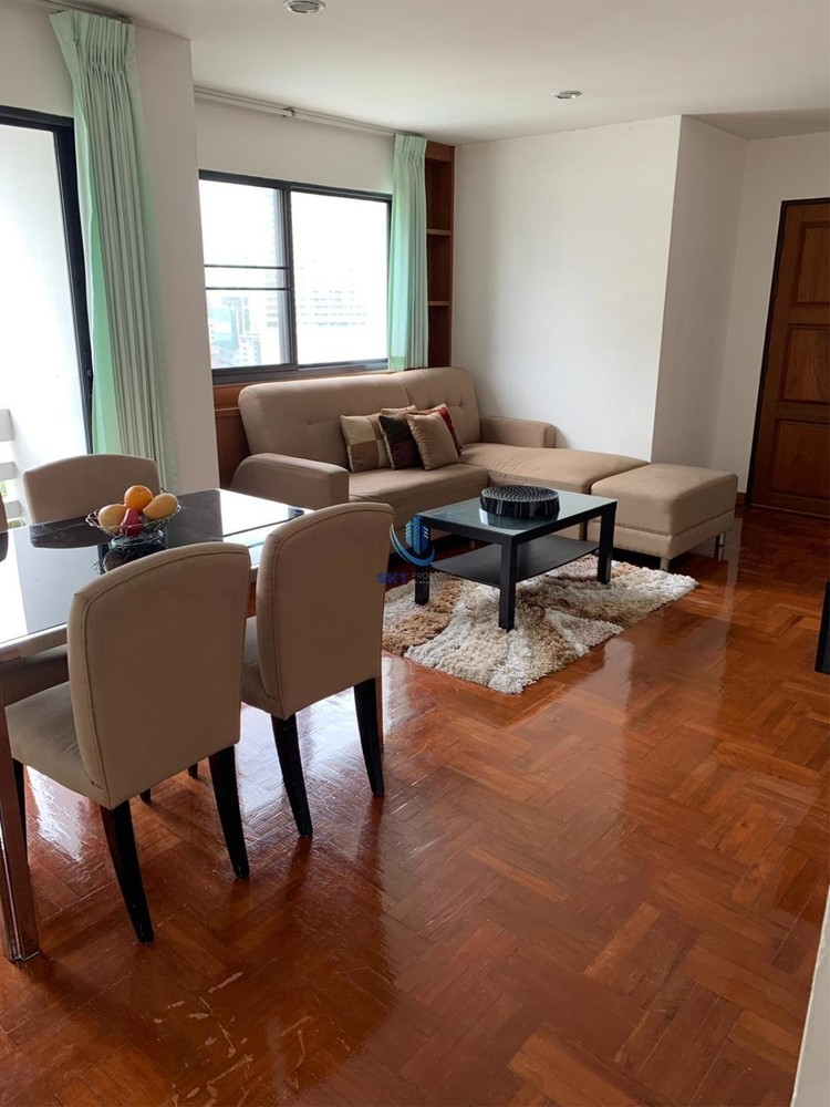 Sukhumvit Park - For Rent 2 Beds Condo Near BTS Nana, Bangkok, Thailand | Ref. TH-FQXHLMMU