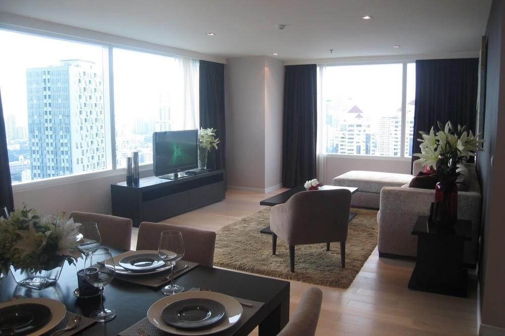 Eight Thonglor Residence - В аренду: Кондо с 2 спальнями в районе Watthana, Bangkok, Таиланд | Ref. TH-XSFBRKLR