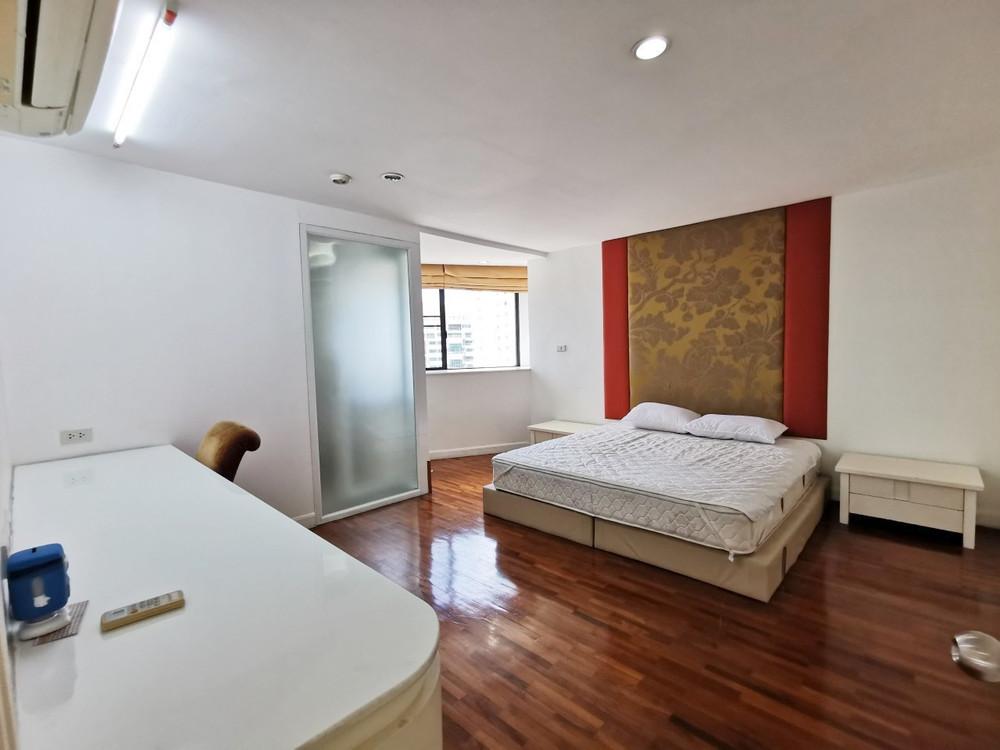 เพรสซิเด้นท์ พาร์ค สุขุมวิท 24 - ขาย หรือ เช่า คอนโด 3 ห้องนอน คลองเตย กรุงเทพฯ | Ref. TH-WCFWCPAG