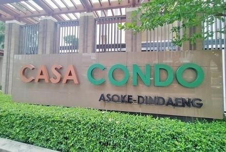 For Sale Condo 26.19 sqm in Din Daeng, Bangkok, Thailand