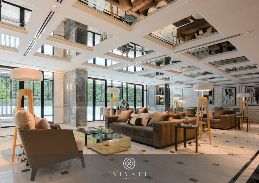 Nivati Thonglor 23 - For Sale 1 Bed Condo in Watthana, Bangkok, Thailand | Ref. TH-RASHQAXD