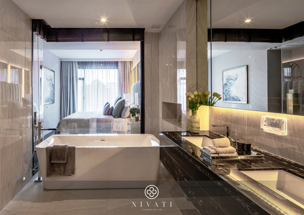 Nivati Thonglor 23 - For Sale 2 Beds Condo in Watthana, Bangkok, Thailand | Ref. TH-TWIFSXGS