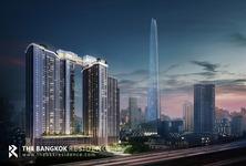 For Sale Condo 25 sqm Near MRT Phraram Kao 9, Bangkok, Thailand