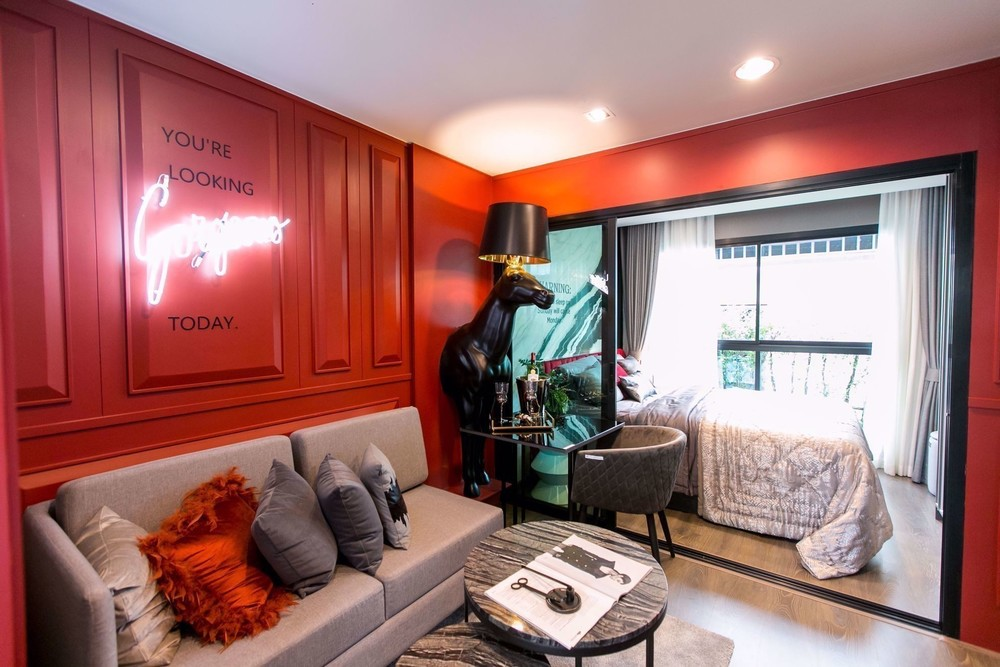 The Excel Ladprao - Sutthisan - For Sale 1 Bed Condo in Wang Thonglang, Bangkok, Thailand | Ref. TH-DYCCBPQC