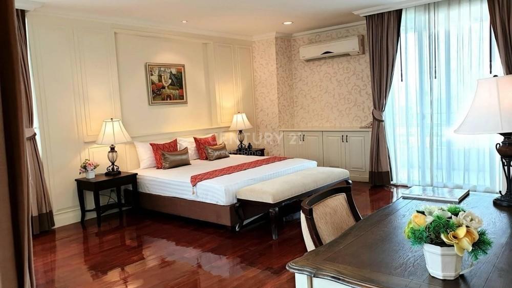 Piyathip Place - В аренду: Кондо с 4 спальнями возле станции BTS Phrom Phong, Bangkok, Таиланд   Ref. TH-IPLQAYKX