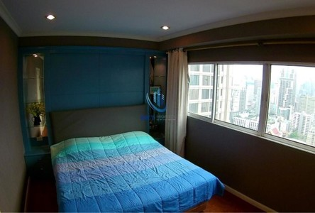 ขาย หรือ เช่า คอนโด 2 ห้องนอน ติด MRT เพชรบุรี