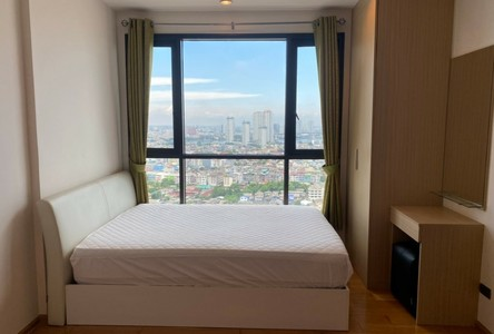 For Rent 1 Bed Condo Near BTS Wong Wian Yai, Bangkok, Thailand