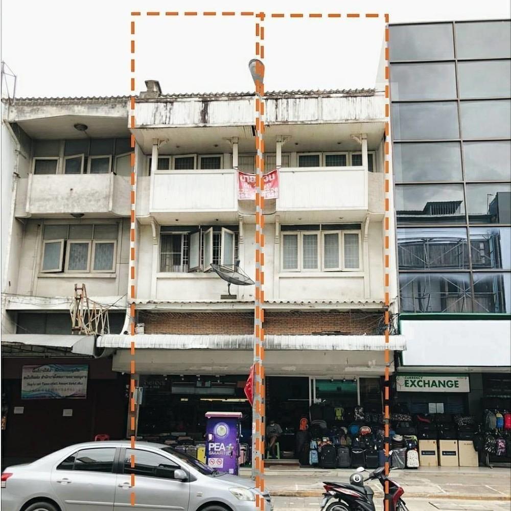 ขาย อาคารพาณิชย์ 3 ห้องนอน เมืองเชียงใหม่ เชียงใหม่ | Ref. TH-ZWDDFOTS