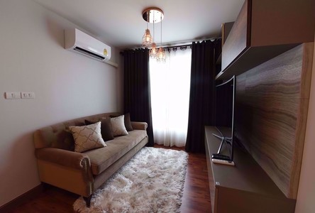 For Sale 2 Beds Condo in Bang Kapi, Bangkok, Thailand