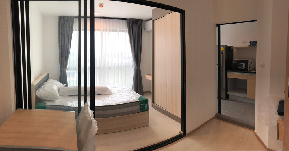 The Excel Khu - khot - For Sale or Rent 1 Bed Condo in Lam Luk Ka, Pathum Thani, Thailand | Ref. TH-JELQMAKT